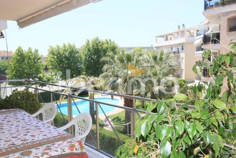 Appartement  à Cambrils  pour 8 personnes avec piscine commune  p34