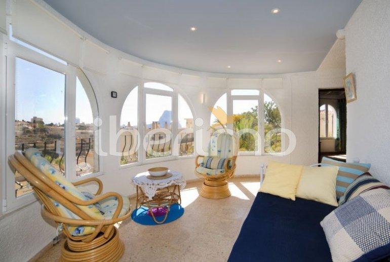 Villa   à Calpe pour 4 personnes avec lave-vaisselle p13