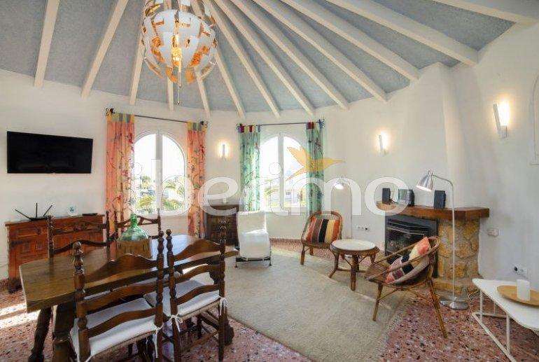 Villa   à Calpe pour 4 personnes avec lave-vaisselle p15