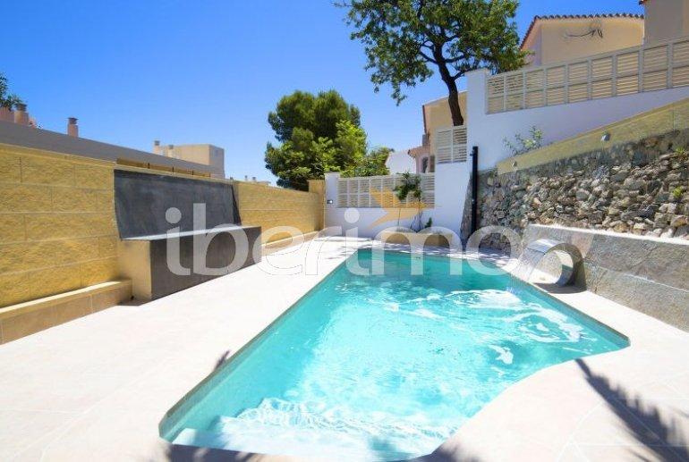 Villa   à Calpe pour 4 personnes avec lave-vaisselle p3