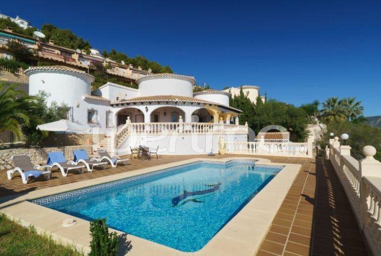 Villa   à Moraira pour 9 personnes avec piscine privée p0