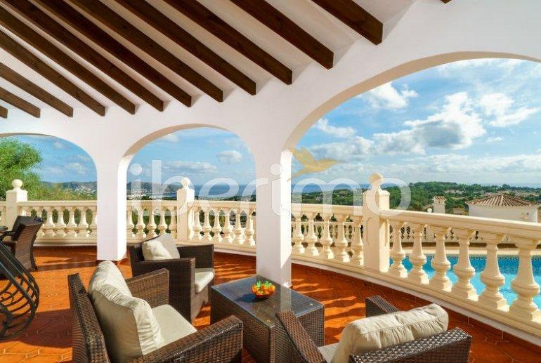 Villa   à Moraira pour 9 personnes avec piscine privée p6