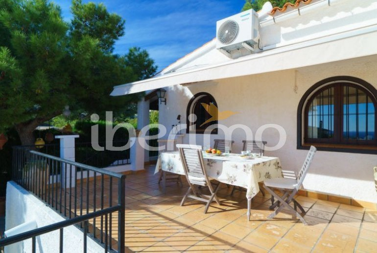 Villa   à Moraira pour 4 personnes avec piscine privée p4
