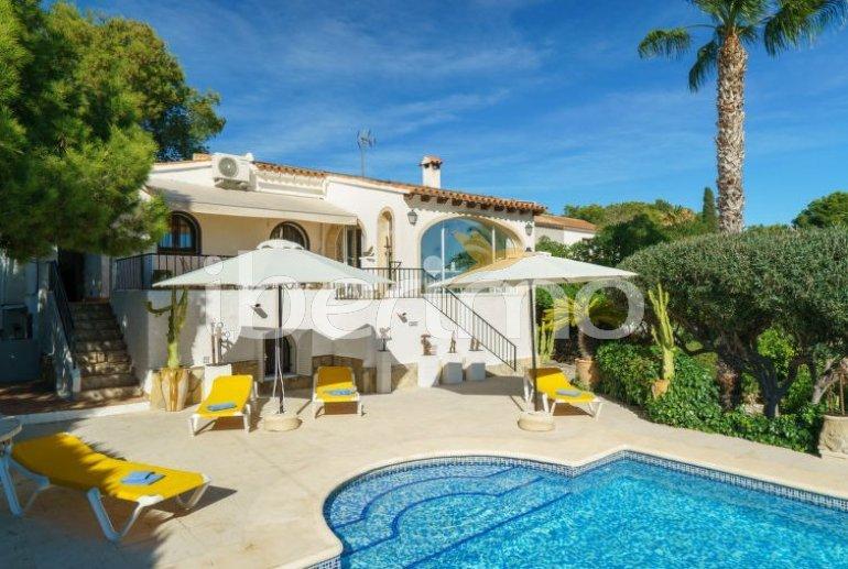 Villa   à Moraira pour 4 personnes avec piscine privée p5