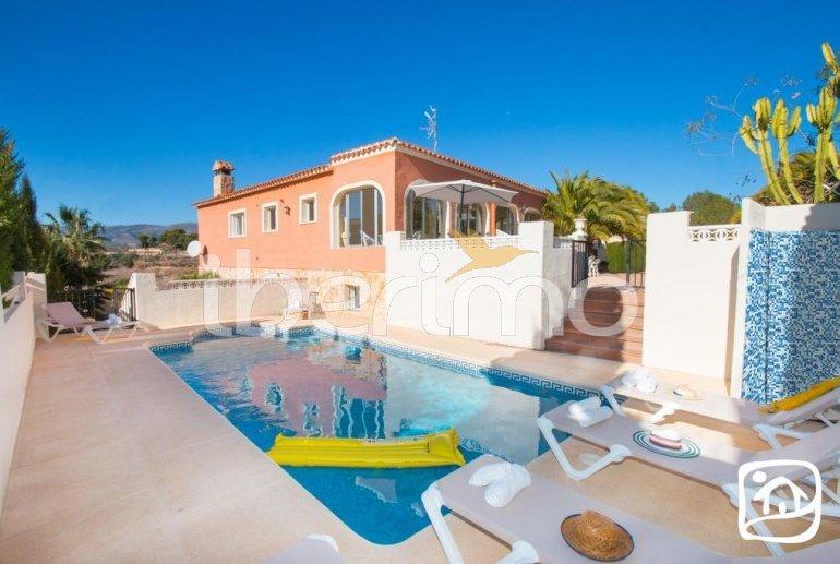 Grande villa   à Calpe pour 16 personnes avec piscine privée et internet p0
