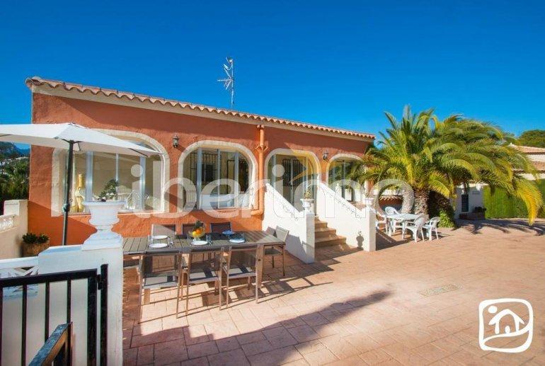 Grande villa   à Calpe pour 16 personnes avec piscine privée et internet p16