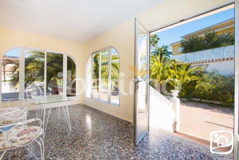 Grande villa   à Calpe pour 16 personnes avec piscine privée et internet p13
