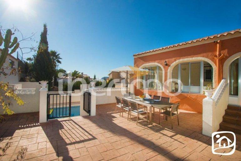 Grande villa   à Calpe pour 16 personnes avec piscine privée et internet p3