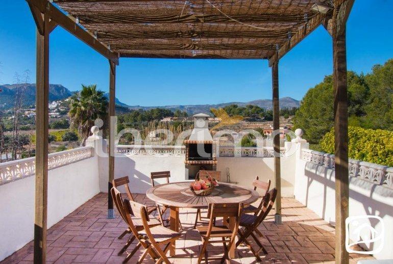 Grande villa   à Calpe pour 16 personnes avec piscine privée et internet p4