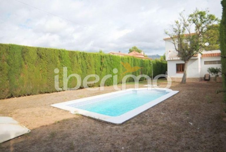 Villa   à Ametlla de Mar pour 4 personnes avec piscine privée et internet p0
