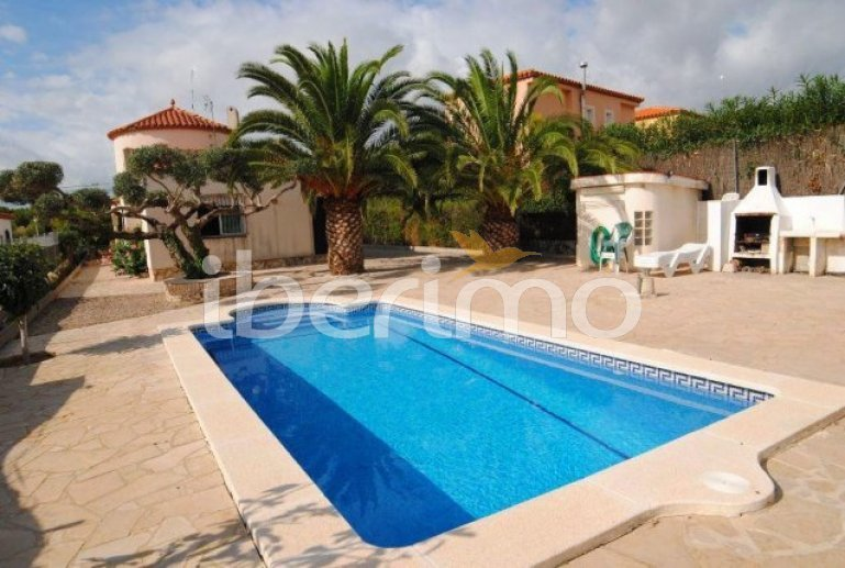 Villa   à Ametlla de Mar pour 9 personnes avec piscine privée et climatisation p0