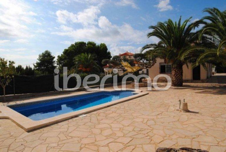Villa   à Ametlla de Mar pour 9 personnes avec piscine privée et climatisation p1