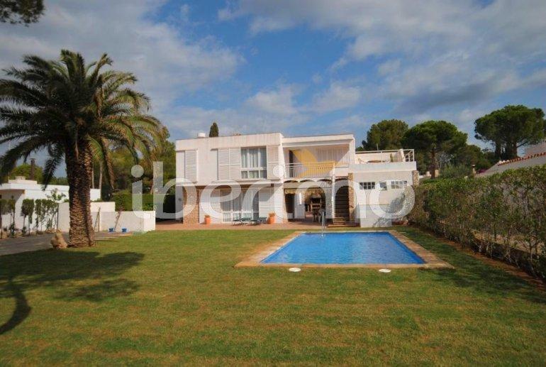 Villa   à Ametlla de Mar pour 12 personnes avec petite vue mer et internet p1