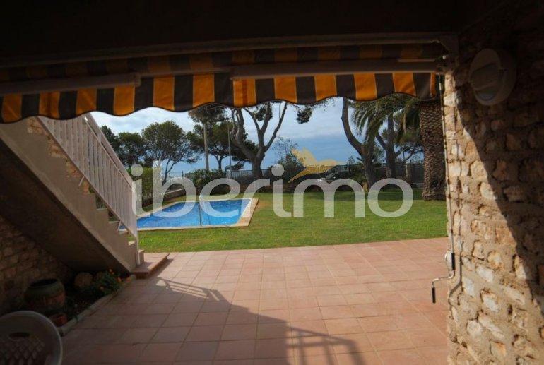 Villa   à Ametlla de Mar pour 12 personnes avec petite vue mer p15