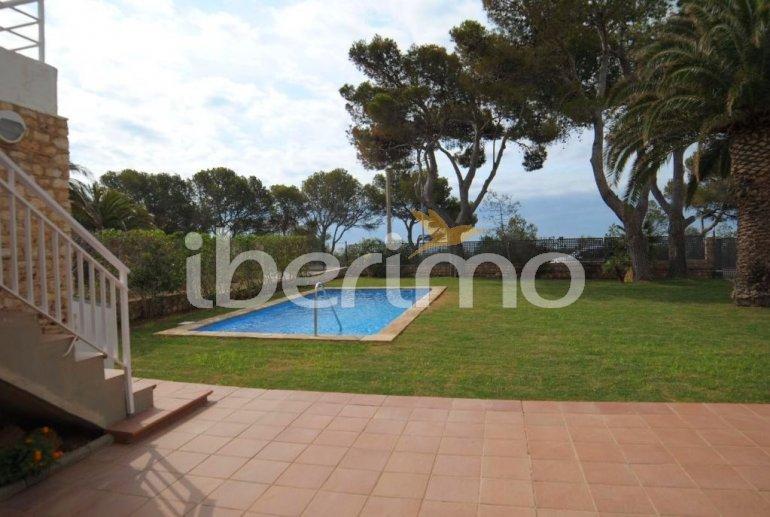 Villa   à Ametlla de Mar pour 12 personnes avec petite vue mer et internet p3