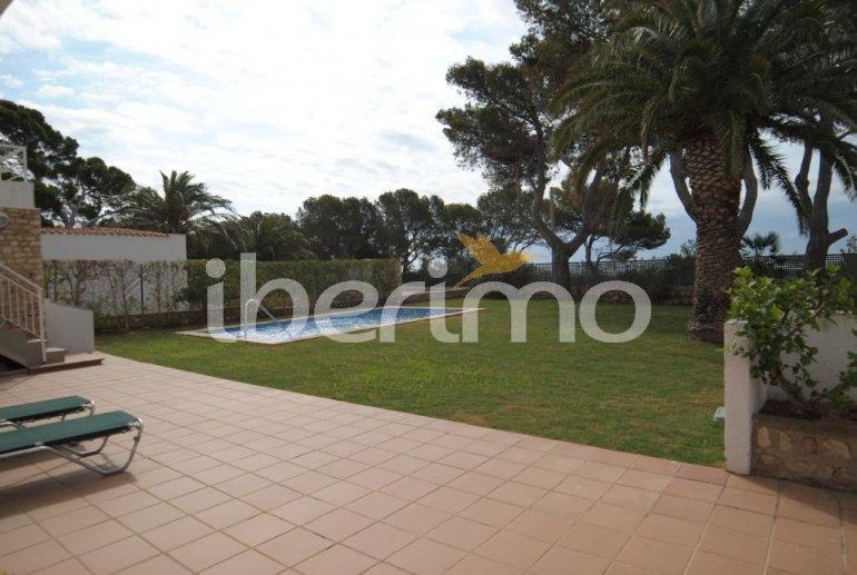 Villa   à Ametlla de Mar pour 12 personnes avec petite vue mer et internet p4