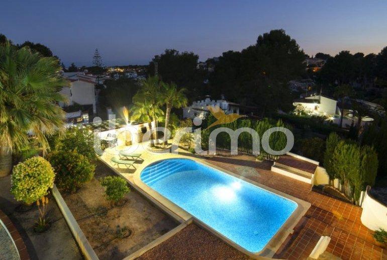 Villa   à Benissa pour 6 personnes avec piscine privée p2