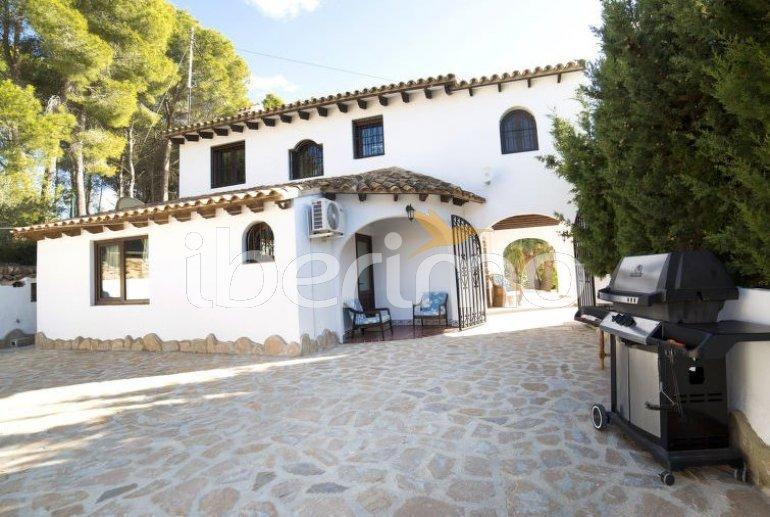 Villa   à Benissa pour 6 personnes avec piscine privée p4