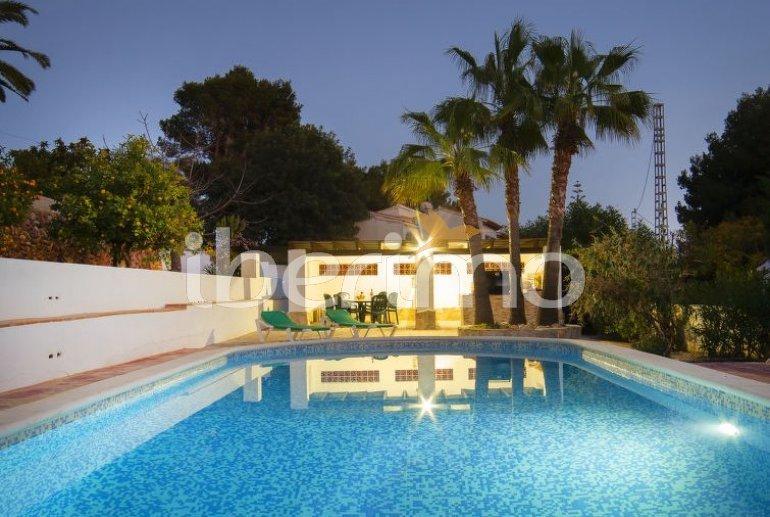 Villa   à Benissa pour 6 personnes avec piscine privée p6