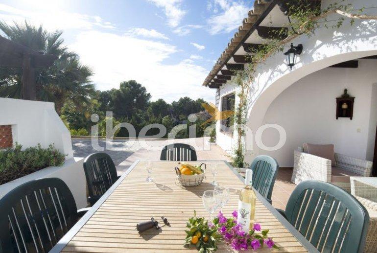 Villa   à Benissa pour 6 personnes avec piscine privée p7