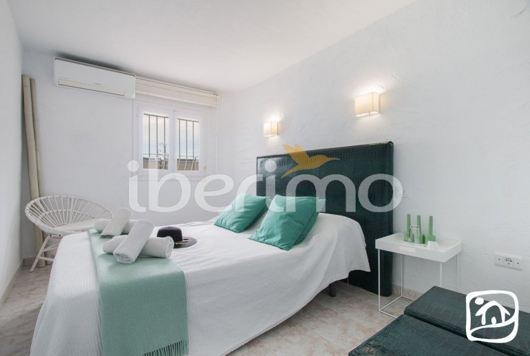 Villa   à Moraira pour 8 personnes avec piscine privée, vue mer et climatisation p23