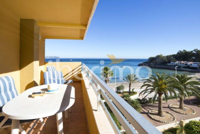 Appartement   à Calpe pour 5 personnes avec piscine commune p1
