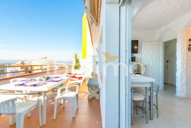 Appartement   à Rosas pour 3 personnes avec piscine commune p16