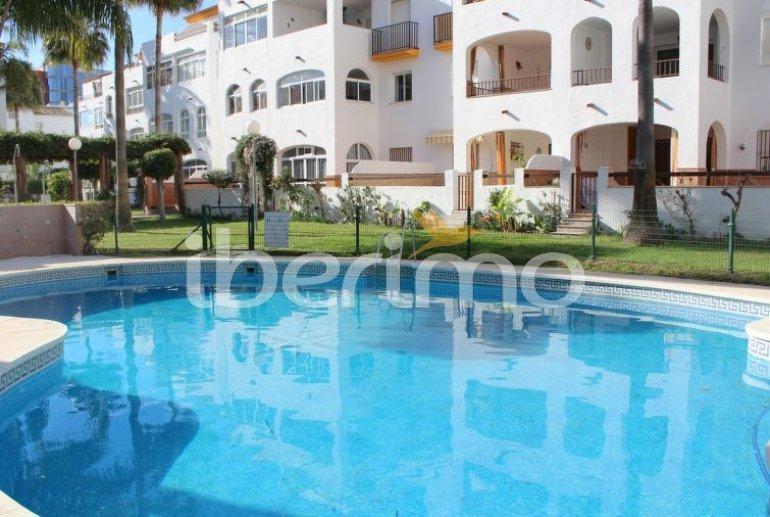 Appartement   à Benalmadena pour 4 personnes avec piscine commune p0