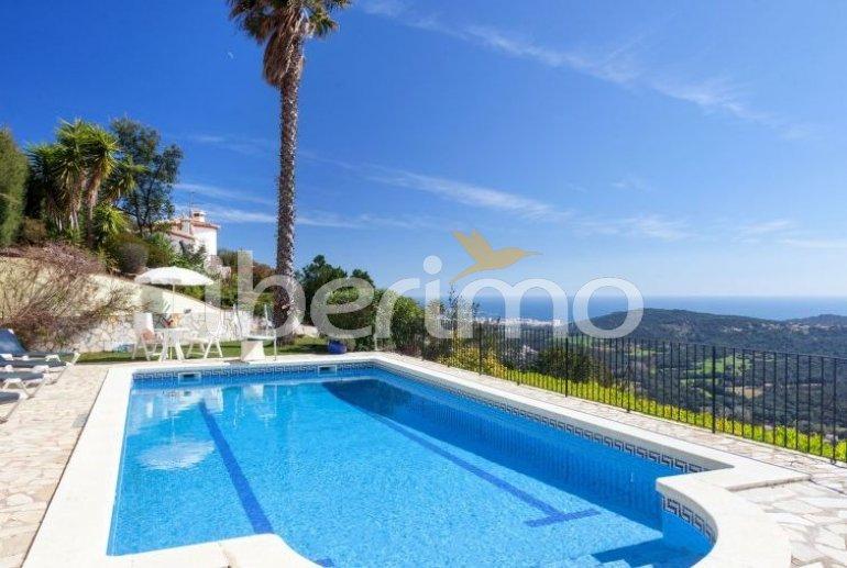 Villa   à Calonge - Sant Antoni de Calonge pour 8 personnes avec piscine privée p1