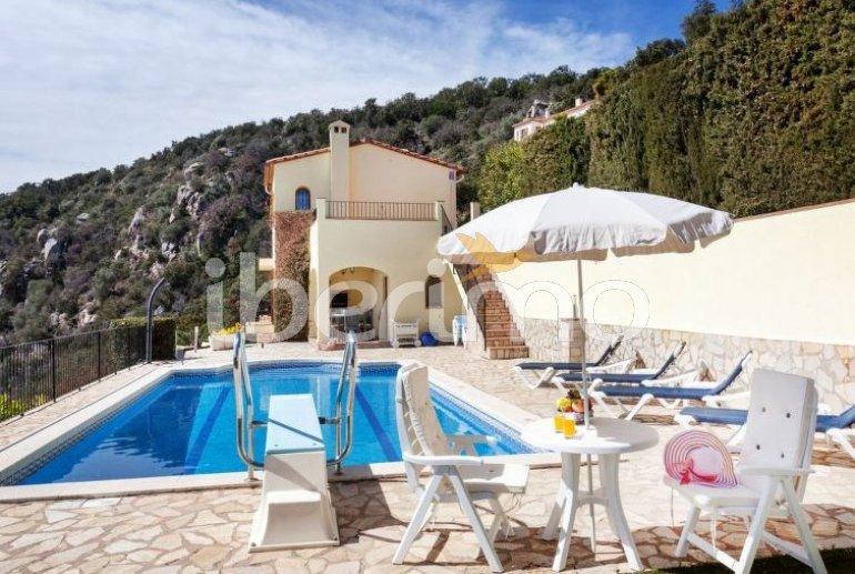 Villa   à Calonge - Sant Antoni de Calonge pour 8 personnes avec piscine privée p5
