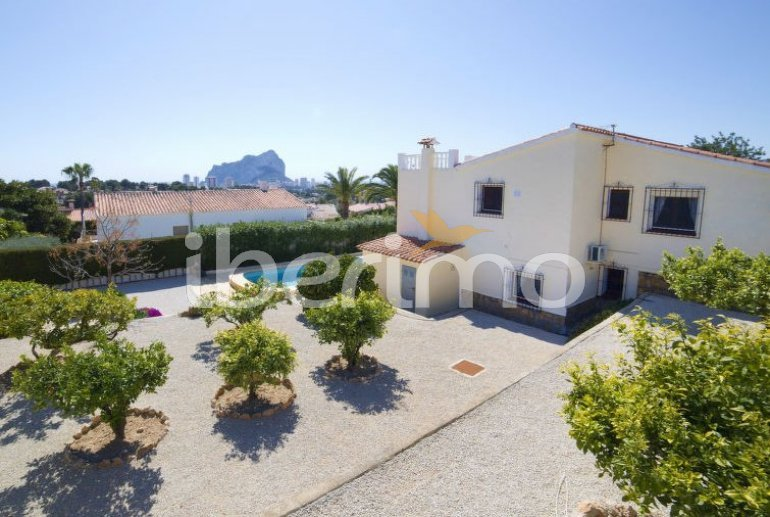 Villa   à Calpe pour 4 personnes avec piscine privée p6