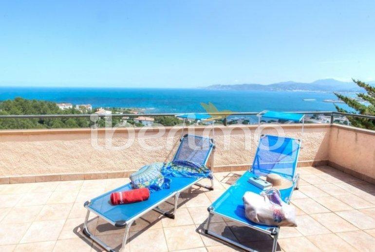 Villa   à Llançà pour 6 personnes avec belle vue mer p9
