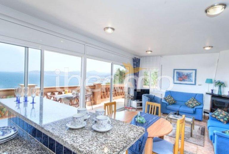 Villa   à Llançà pour 6 personnes avec belle vue mer p6