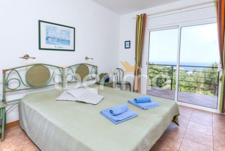 Villa   à Llançà pour 6 personnes avec belle vue mer p8