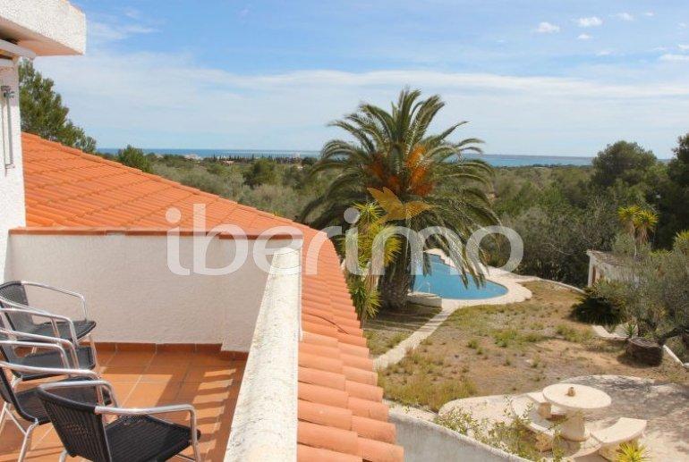 Villa   à L'Ampolla pour 11 personnes avec piscine privée p4