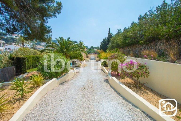 Villa   à Moraira pour 6 personnes avec piscine privée, climatisation et proche mer p6
