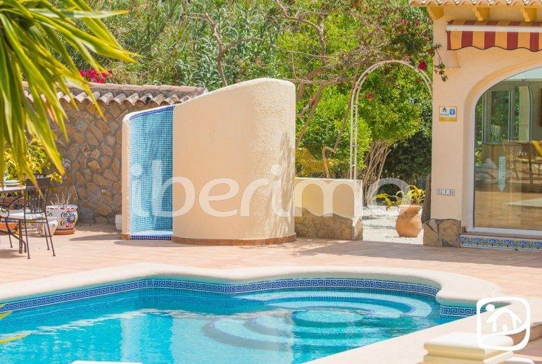 Villa   à Moraira pour 6 personnes avec piscine privée, climatisation et proche mer p8
