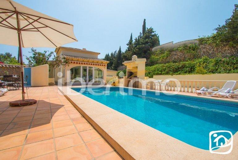 Villa   à Moraira pour 6 personnes avec piscine privée, climatisation et proche mer p9