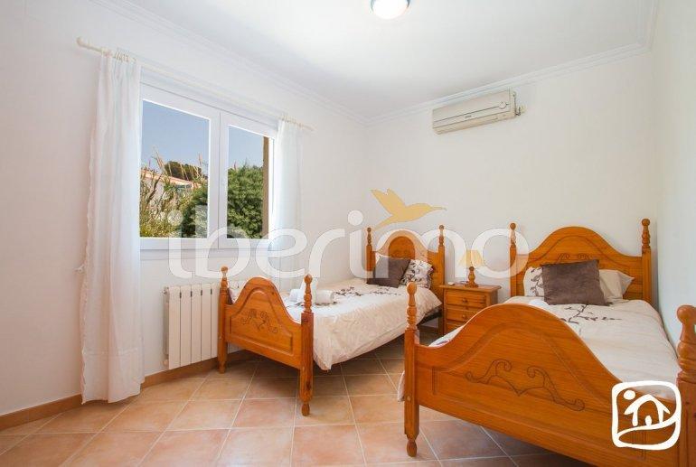 Villa   à Moraira pour 6 personnes avec piscine privée, climatisation et proche mer p18