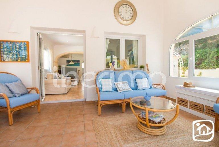 Villa   à Moraira pour 6 personnes avec piscine privée, climatisation et proche mer p13