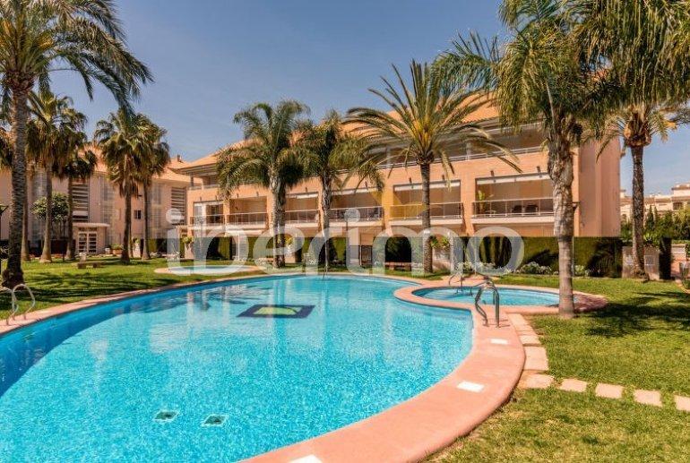 Appartement   à Javea pour 6 personnes avec piscine commune p3