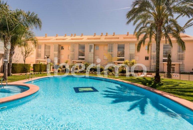 Appartement   à Javea pour 6 personnes avec piscine commune p4