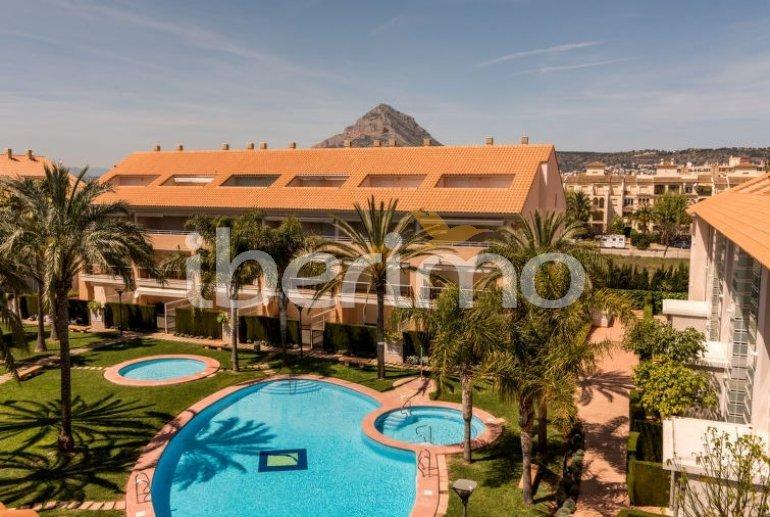 Appartement   à Javea pour 6 personnes avec piscine commune p6