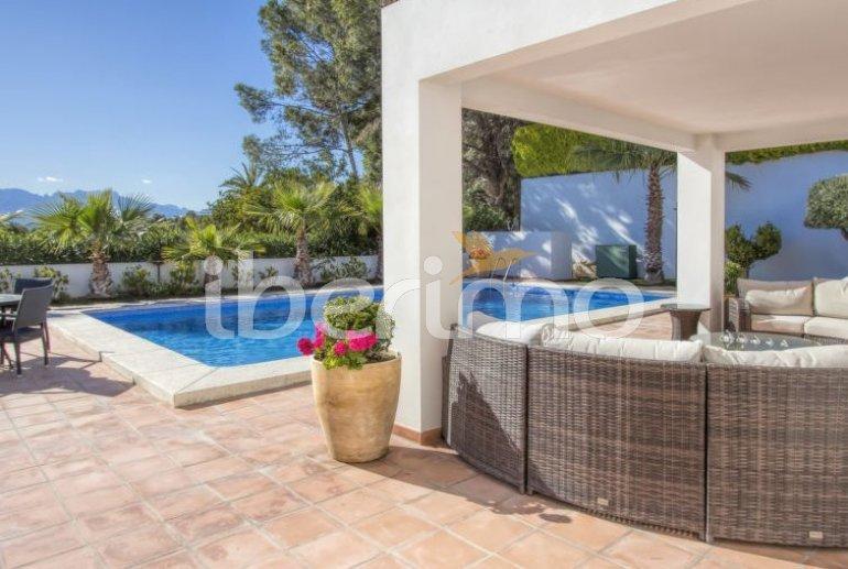 Villa   à Altea pour 6 personnes avec piscine privée p5