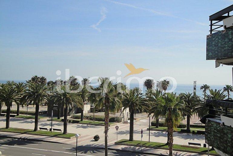 Appartement   à Salou pour 4 personnes avec belle vue mer p1
