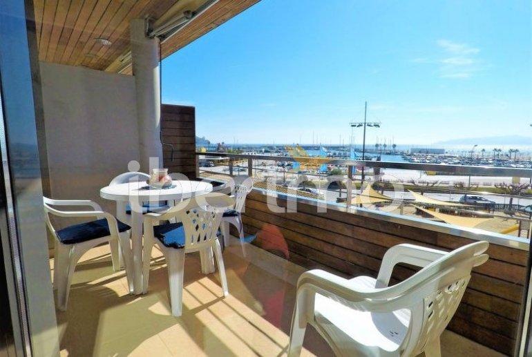 Appartement   à L'Estartit pour 4 personnes avec belle vue mer p0