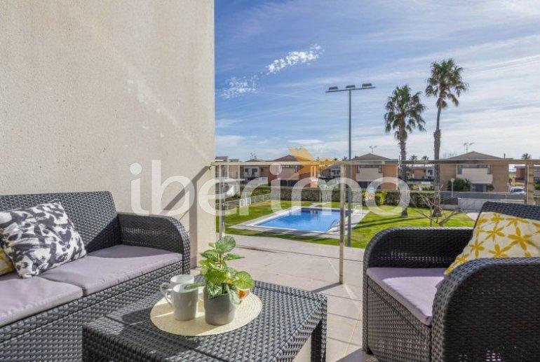 Villa   à L'Ampolla pour 6 personnes avec piscine commune p17