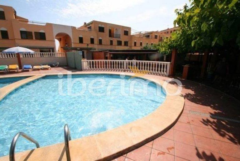 Appartement   à Peniscola pour 6 personnes avec piscine commune p1