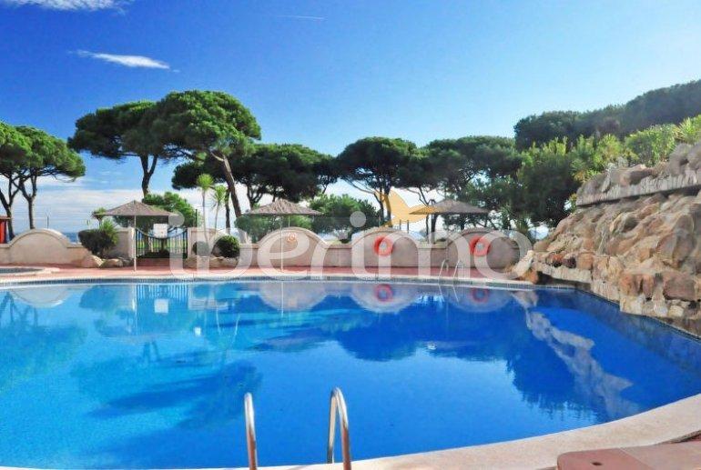 Appartement   à Blanes pour 6 personnes avec piscine commune p3