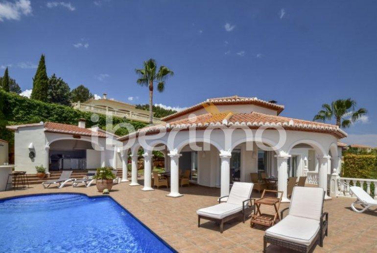 Villa   à Denia pour 8 personnes avec piscine privée p3